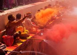 Holi Festival, 2011